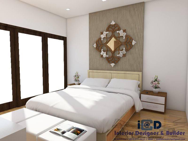 nuanced bedroom white design