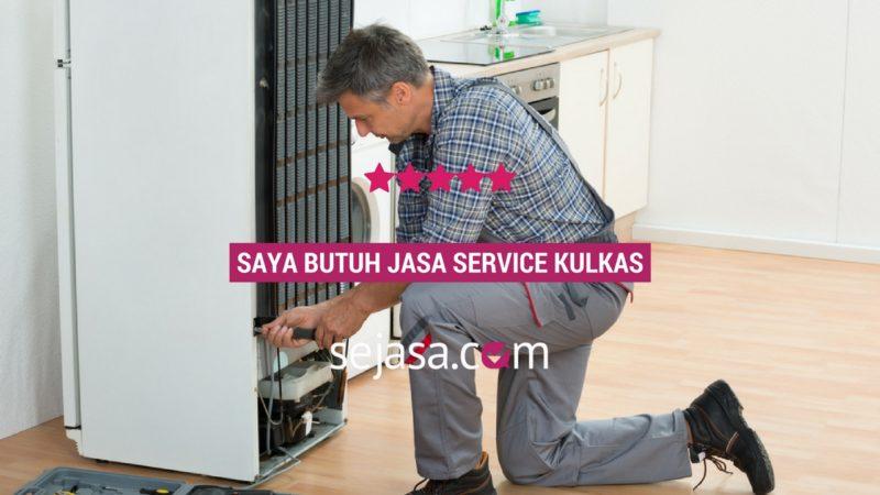 Service Kulkas