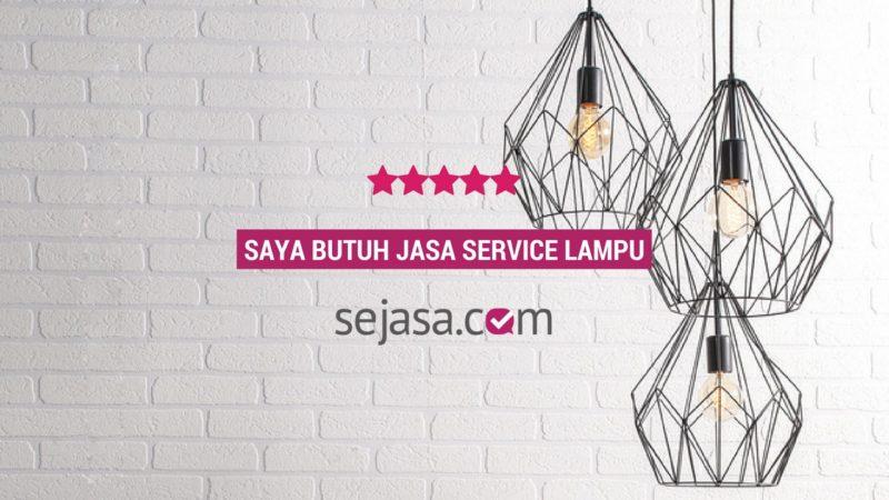 Service Lampu