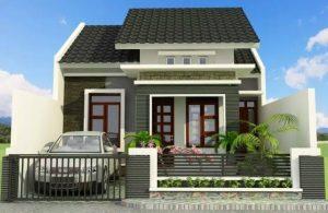 model desain rumah sederhana
