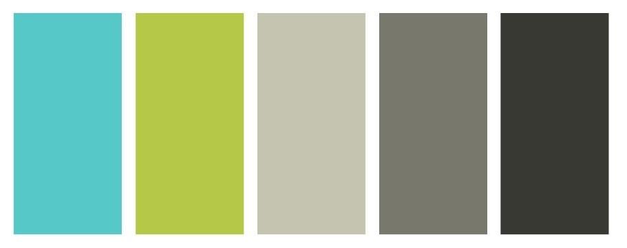 perpaduan warna cat rumah minimalis