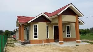 20+ inspirasi model desain rumah sederhana untuk keluarga
