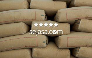 daftar harga semen terbaru