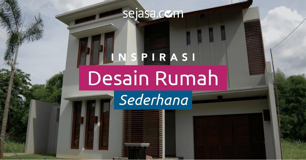 Desain Rumah Minimalis Ukuran 7x12 Meter  20 inspirasi model desain rumah sederhana untuk keluarga