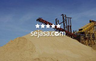 daftar harga pasir terbaru