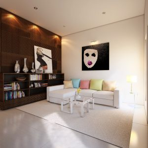 25+ inspirasi ruang tamu minimalis indah dan nyaman