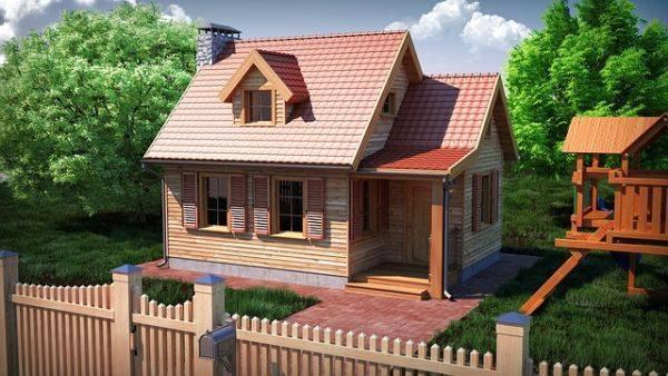 400 Koleksi Gambar Rumah Sederhana Kayu HD Terbaru