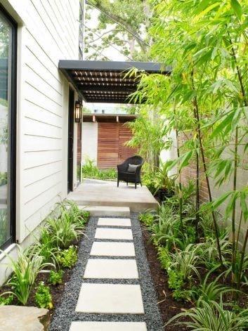 18 Kreasi Taman Minimalis Sederhana Untuk Hunian Kecil