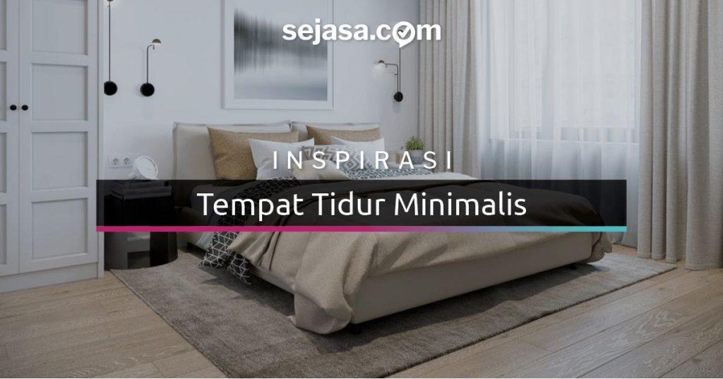Inspirasi Tempat Tidur Minimalis Nyaman Dan Menawan Happy