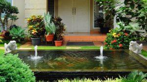 20 model kolam ikan minimalis ini jadikan rumah lebih asri