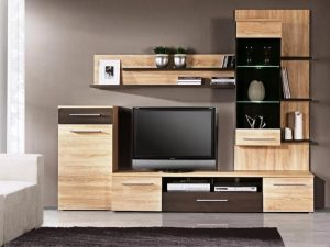 20 Model Rak Tv Minimalis Rumah Makin Bergaya Sejasa Com