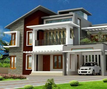 24 rumah minimalis 2 lantai yang layak dijadikan inspirasi