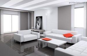Sofa minimalis