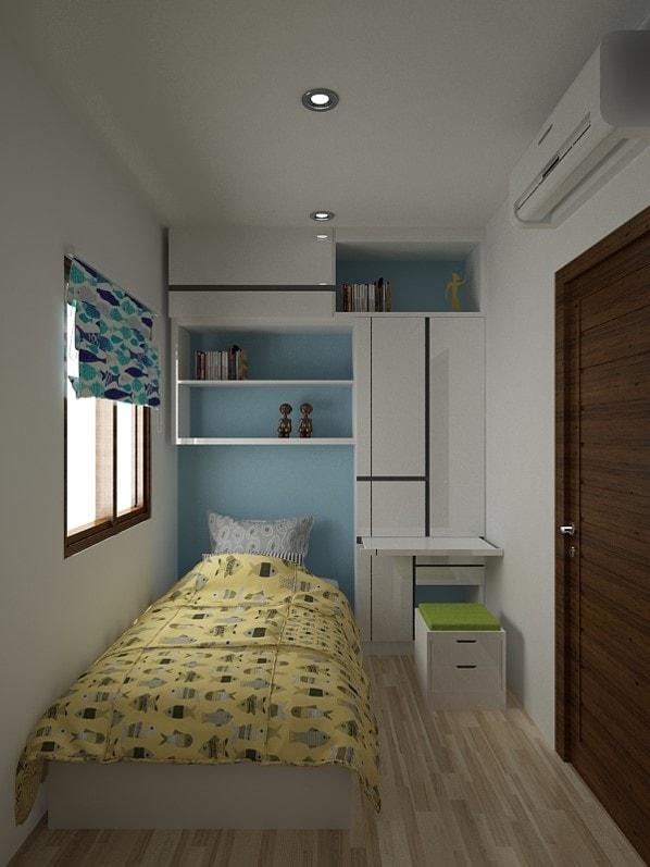 15 Ide Kreatif Desain Kamar Tidur Anak Tersayang Sejasa Com