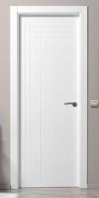 43+ Ide Terbaru Model Pintu Besi Minimalis Warna Putih