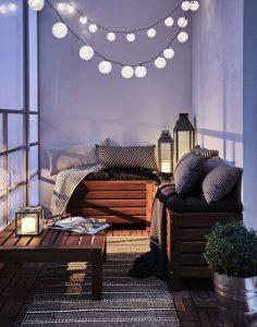 21 balkon ini layak jadi tempat paling romantis di rumah