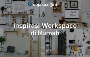 workspace di rumah