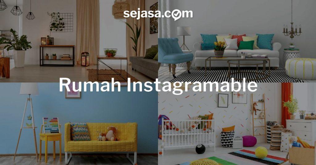rumah instagramable