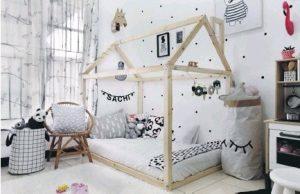 kamar anak ala skandinavian