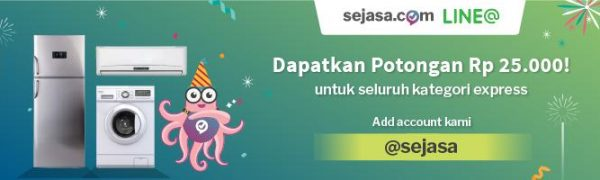 Add Line@ Sejasa!