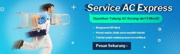 Klik untuk memesan jasa service AC