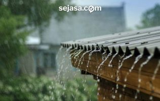 musim hujan di depan mata