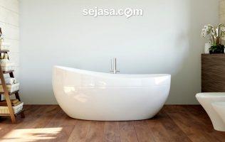 ornamen kamar mandi