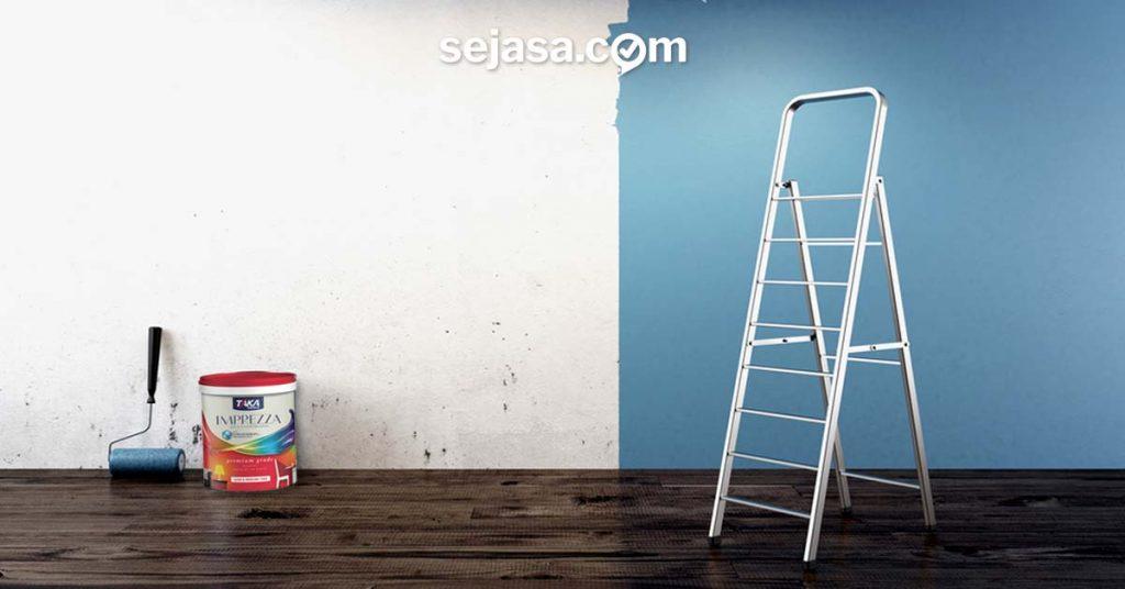 penggunaan taka paints