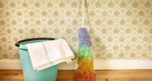 Tips Agar Wallpaper Rumah Awet Dan Tahan Lama Happy Living