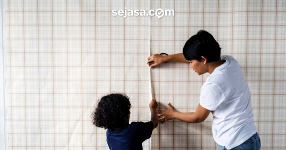 Tips Agar Wallpaper Rumah Awet dan Tahan Lama