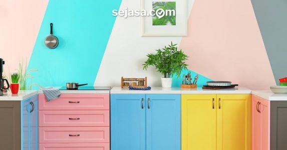 Palet Warna Unik dan Trendy dari Varian Cat Taka Paints