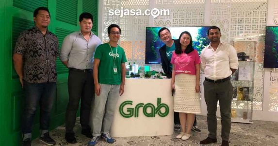 Sejasa.com Can Now Be Found in the Grab Mobile App in Indonesia!