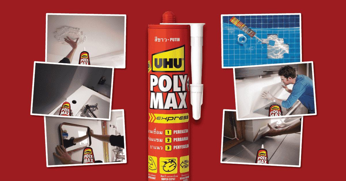 uhu poly max
