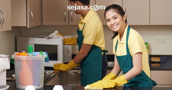 Paket Daily Cleaning Sejasa, Rumah Bersih nan Hemat