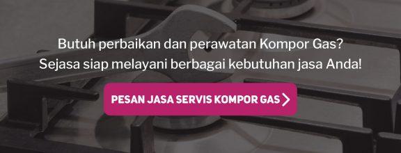 harga service kompor gas