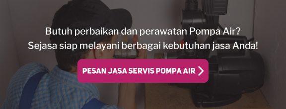 service pompa air harga servis