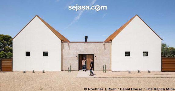 8 Desain Atap Penguat Karakter Bangunan