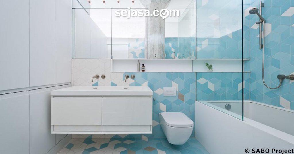 tips membersihkan kamar mandi