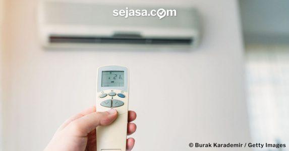 7 Penyebab AC Tidak Dingin Meski Sudah Dinyalakan