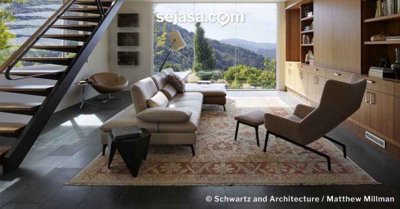 12 Ide Material Lantai yang Percantik Rumah