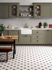 memilih keramik dapur