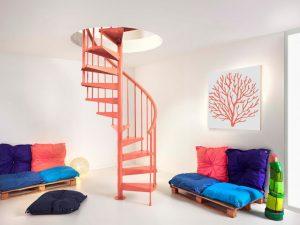 model tangga rumah minimalis