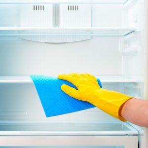 tips membersihkan kulkas