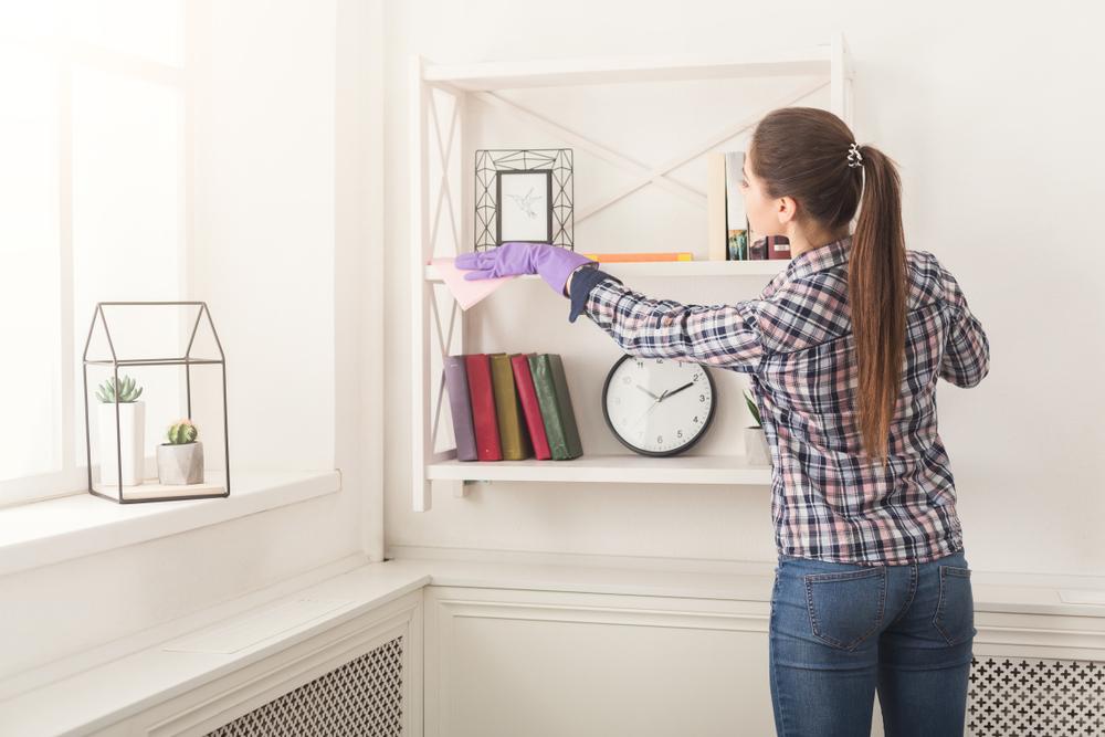 jadwal bersih-bersih rumah